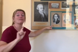 A Brief Early History of Prague Deaf School